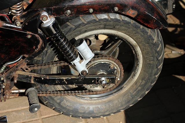 pneumatika motorky